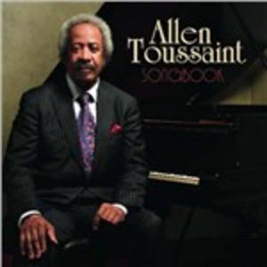CD Songbook di Allen Toussaint