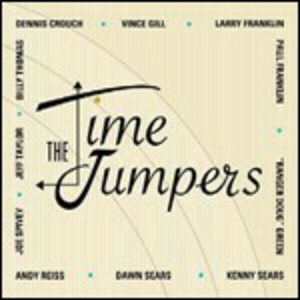 CD The Time Jumpers di Time Jumpers