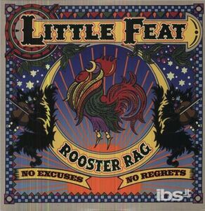 Vinile Rooster Rag Little Feat
