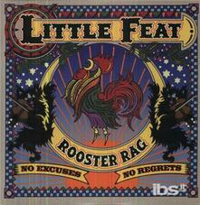 Rooster Rag - Vinile LP di Little Feat
