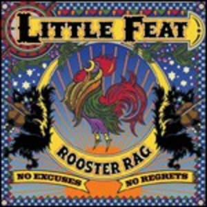 CD Rooster Rag di Little Feat