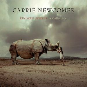 CD Kindred Spirits. A Collection di Carrie Newcomer