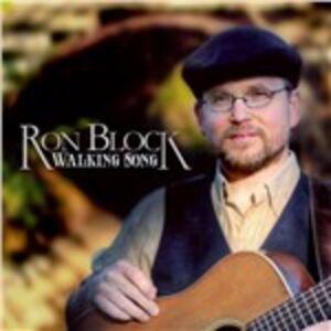 CD Walking Song di Ron Block