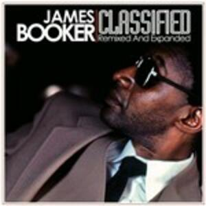 Classified - CD Audio di James Booker
