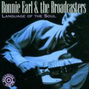 CD Language of Soul di Ronnie Earl 0