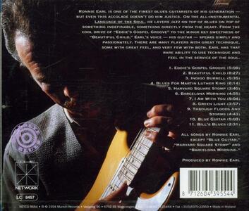 Language of Soul - CD Audio di Ronnie Earl - 2