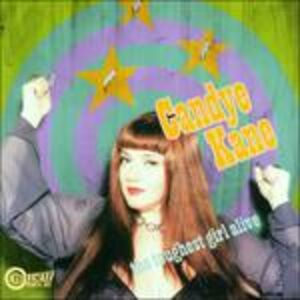 CD Toughest Girl Alive di Candye Kane 0
