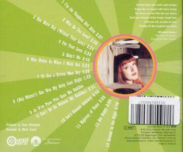 CD Toughest Girl Alive di Candye Kane 1
