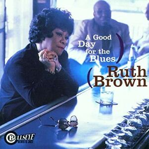 CD A Good Day for the Blues di Ruth Brown