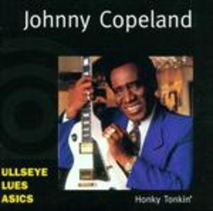 CD Honky Tonkin' di Johnny Copeland 0