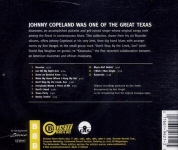 CD Honky Tonkin' di Johnny Copeland 1
