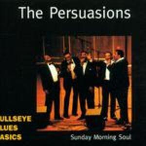 CD Sunday Morning Soul di Persuasions 0