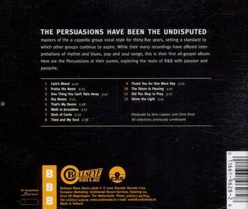 CD Sunday Morning Soul di Persuasions 1