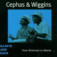 From Richmond to Atlanta - CD Audio di John Cephas,Phil Wiggins