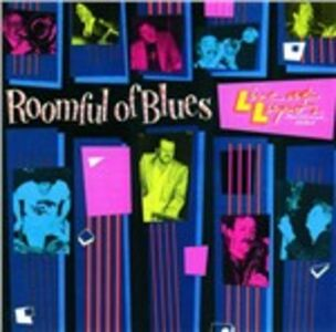 CD Live at Lupo's Heartbreak Hotel di Roomful of Blues