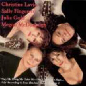 CD Buy Me Bring Me Take Me vol.2 di Christine Lavin