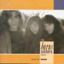Close To Home - CD Audio di Burns Sisters
