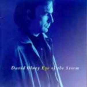 Eye of the Storm - CD Audio di David Olney