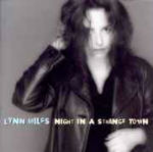 CD Night in a Strange Town di Lynn Miles