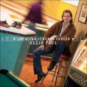 CD American Jukebox Fables di Ellis Paul