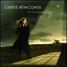 The Geography of Light - CD Audio di Carrie Newcomer