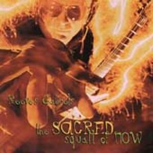 CD The Sacred Squall of Now di Reeves Gabrels