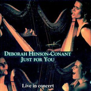 Foto Cover di Just for You, CD di Deborah Henson-Conant, prodotto da Laika