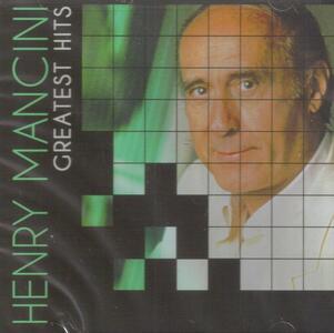 Greatest Hits - CD Audio di Henry Mancini