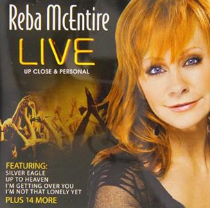 CD Live Upclose & Personal di Reba McEntire