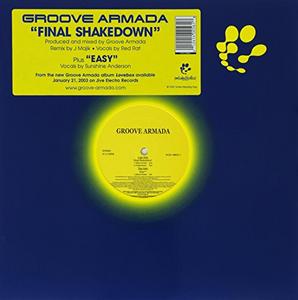 Vinile Final Shakedown Groove Armada
