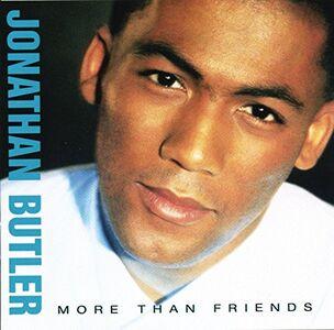 CD More Than Friends di Jonathan Butler