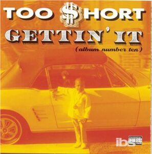 Foto Cover di Album Number Ten, CD di Too Short, prodotto da Jive