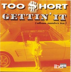 CD Album Number Ten di Too Short