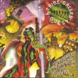CD Beats Rhymes & Life di A Tribe Called Quest