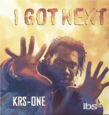 I Got Next - Vinile LP di Krs-One