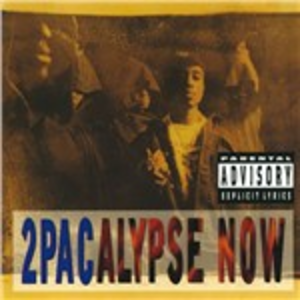 CD 2Pacalypse Now di 2Pac
