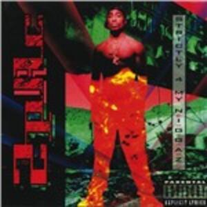 CD Strictly 4 My NIGGAZ 2Pac