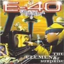 Element of Suprise - CD Audio di E-40