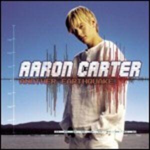 CD Another Earthquake di Aaron Carter