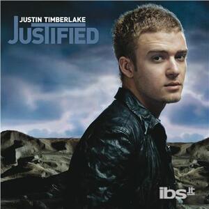 Justified - Vinile LP di Justin Timberlake
