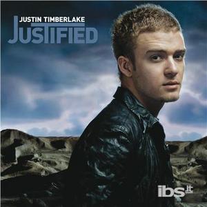 Vinile Justified Justin Timberlake