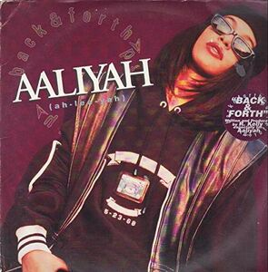 Vinile Back & Forth Aaliyah