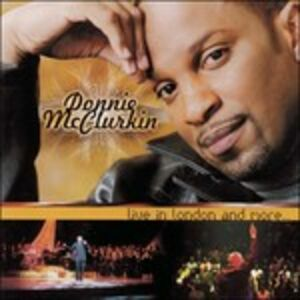 CD Live in London and More di Donnie McClurkin