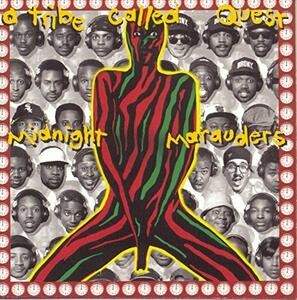 Midnight Marauders - CD Audio di A Tribe Called Quest
