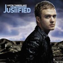 Justified - CD Audio di Justin Timberlake
