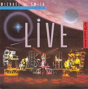 CD Live Set di Michael W. Smith