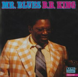 Mr Blues - CD Audio di B.B. King
