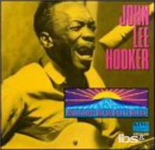 Mississippi River Delta - CD Audio di John Lee Hooker