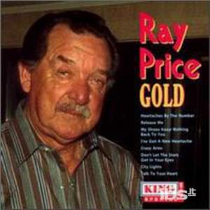 CD Gold di Ray Price