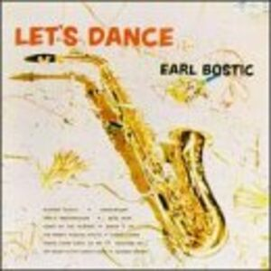 Vinile Let's Dance with Earl Bostic